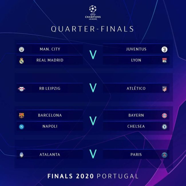 Calendario Champions League 2021 Quarti Di Finale Calendario date ottavi Champions League: dove si giocano Juventus